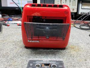 Panasonic Tape Player Repair