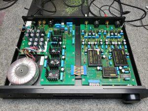 Classé Audio Repair