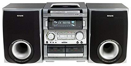 Aiwa Stereo System Repair