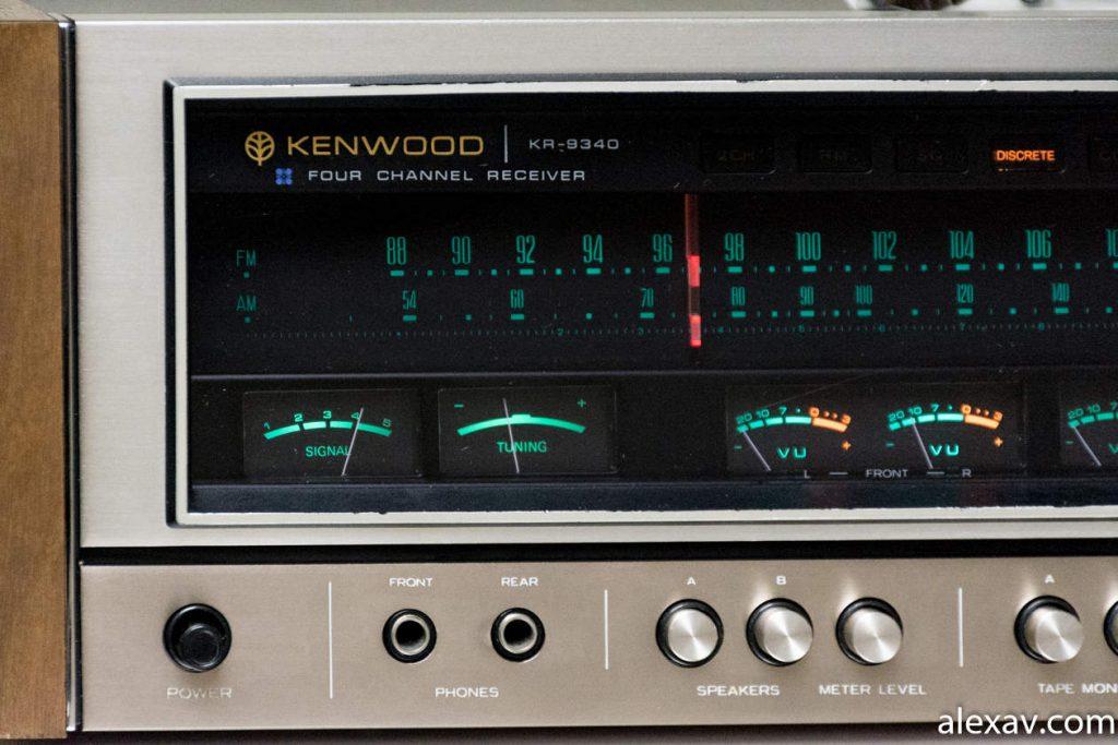 Kenwood Receiver Repair