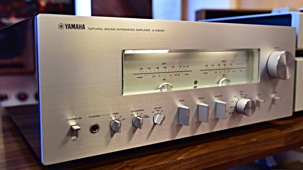 Yamaha Receiver Repair